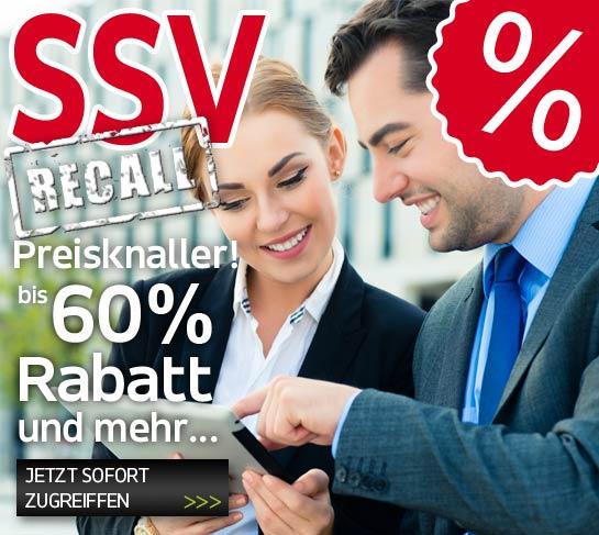SSV Recall Schnäppchen bei Hemden Meister