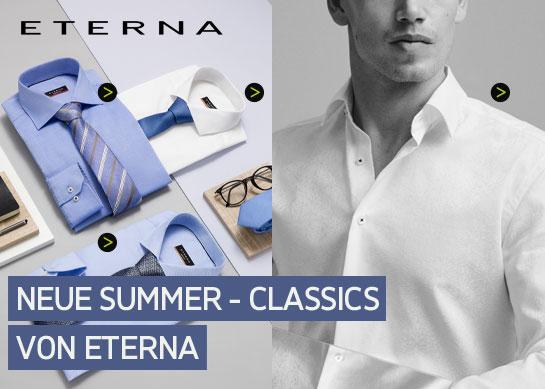Neue SUMMER CLASSICS von ETERNA