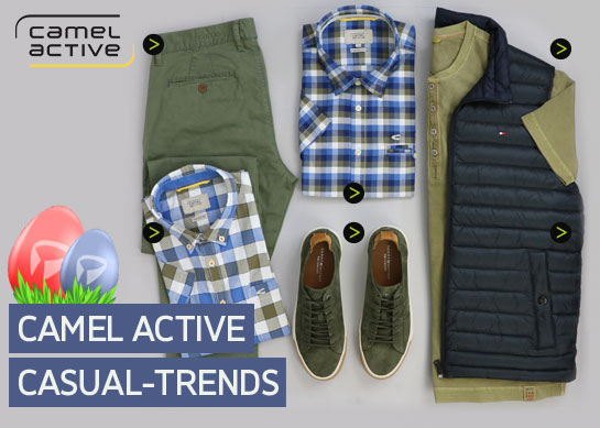CAMEL ACTIVE Casual-Trends