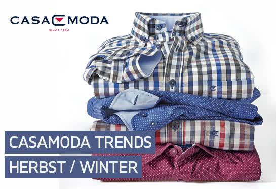 CASAMODA Trends Herbst / Winter