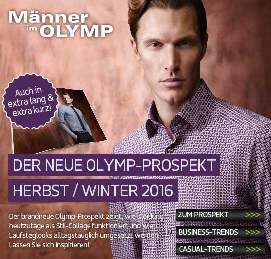 Olymp Prospekt HW 2016