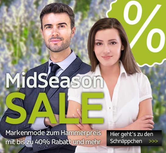 MidSeason Sale bei Hemden Meister