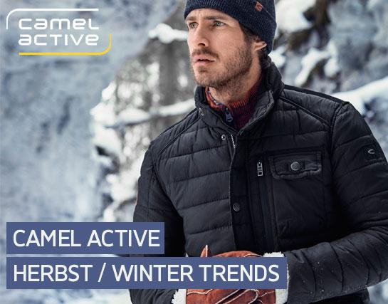 Camel Active Herbst / Winter Trends