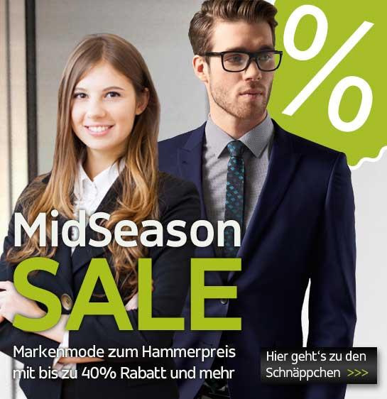 MidSeason Sale nachgefüllt