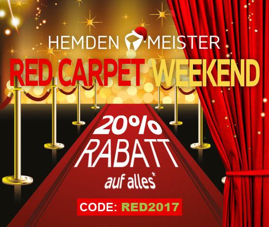 Red Carpet Weekend