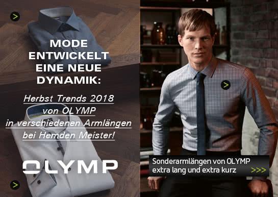 Herbst Trends 2018 von OLYMP